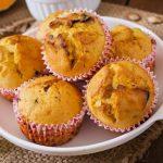 Rezept für Süßkartoffelmuffins ohne Zucker