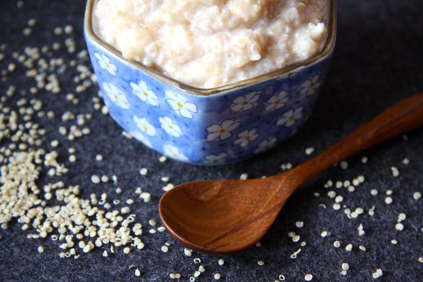 Quinoa-Frühstücksbrei