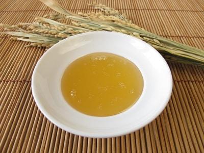 Reissirup als Zuckeralternative