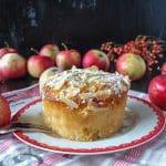 Rezept für schnelle Apfel-Quinoa-Küchlein