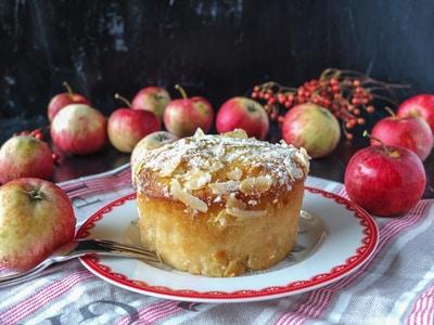 Apfel-Quinoa-Küchlein