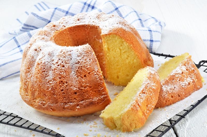 Zitronenkuchen wie wir ihn lieben