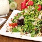 Rezept für Salatdressing Sylter Art ohne Zucker