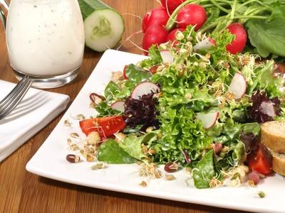 Rezept für Salatdressing Sylter Art