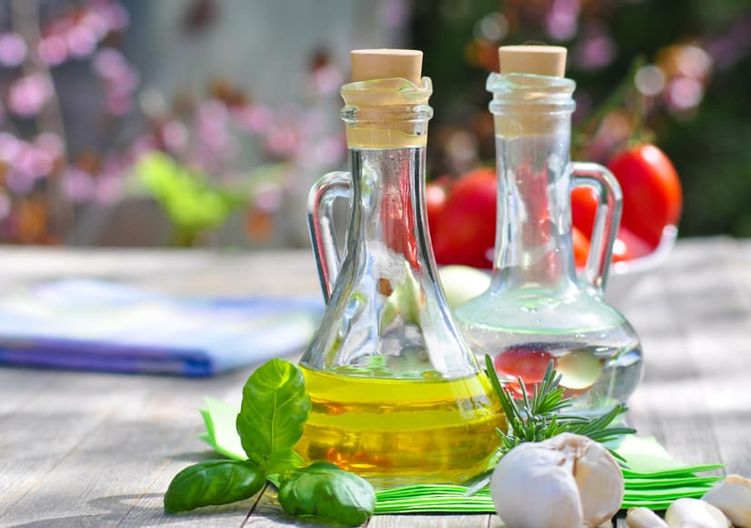 Rezepte für Salatdressings ohne Zucker