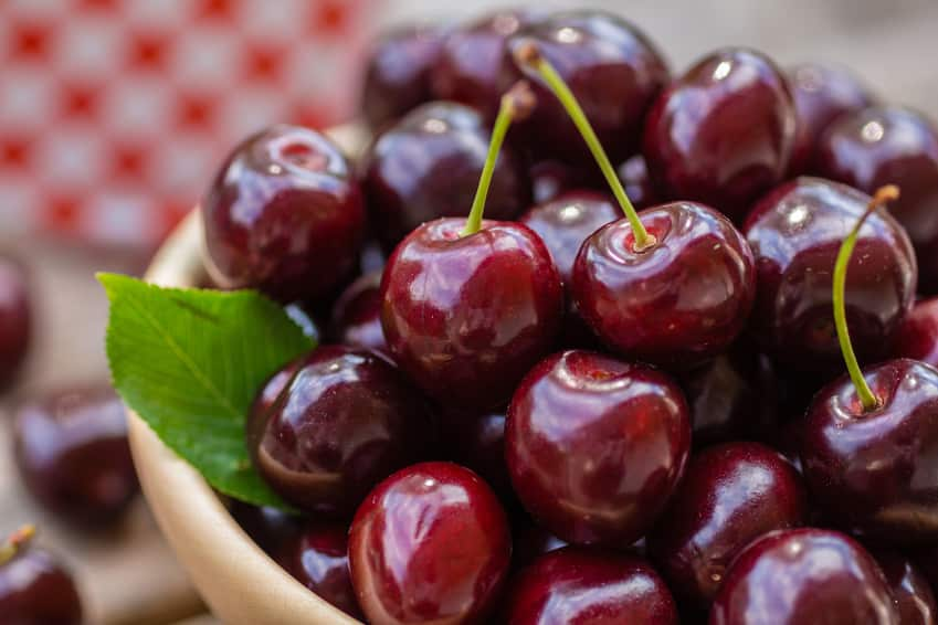 Rezept für Kirschmarmelade ohne Zucker