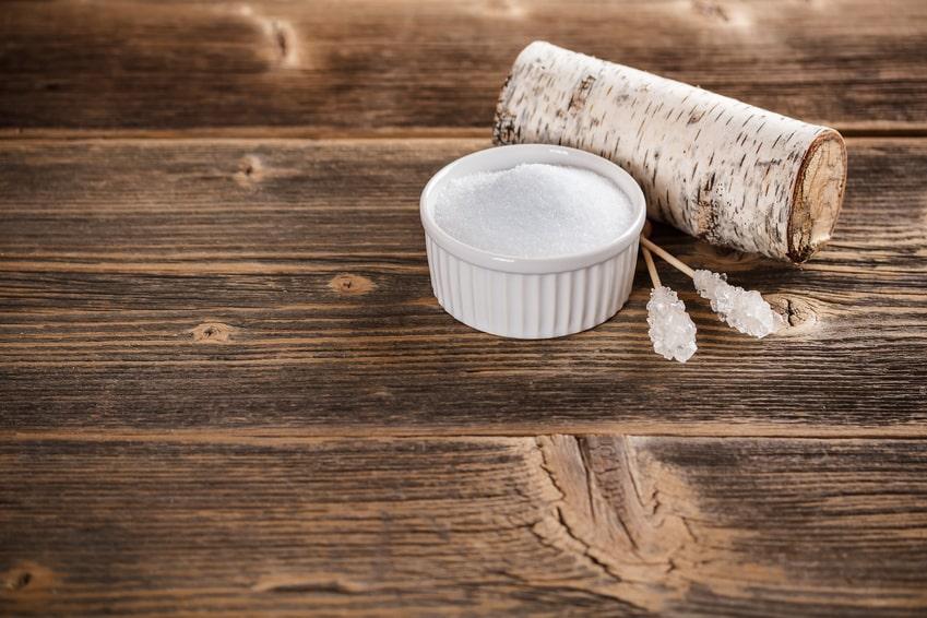 Xylit als Alternative zu Zucker