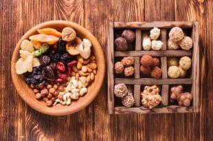 Energiebällchen - zuckerfrei und schnell zubereitet