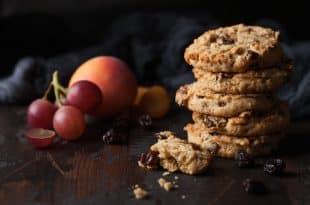 Apfel-Möhren-Kekse ohne Zucker