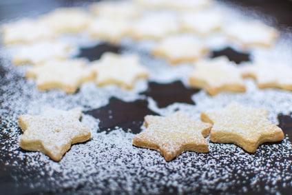 Rezept für Vanilleplätzchen ohne Zucker
