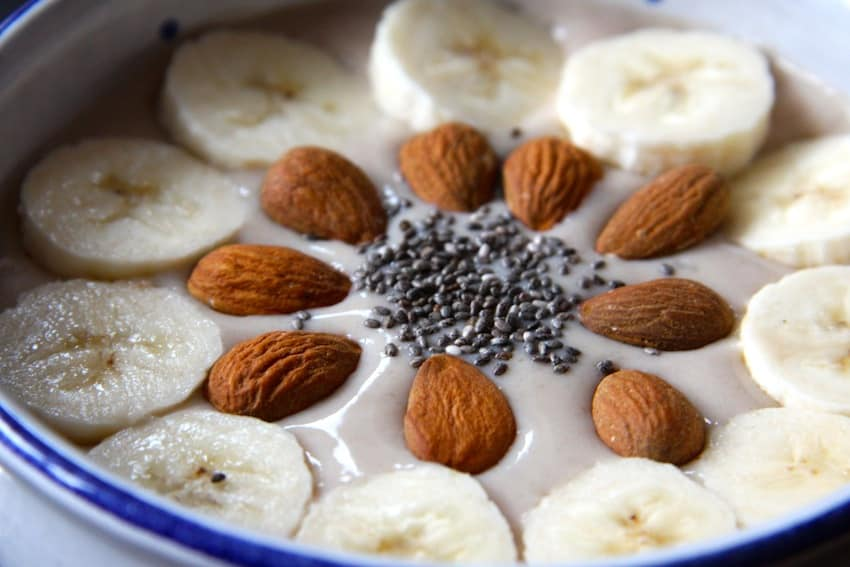 Saftiger Chai Smoothie Bowl