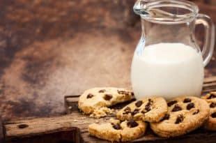 Rezept für Chocolate Chip Cookies ohne Zucker