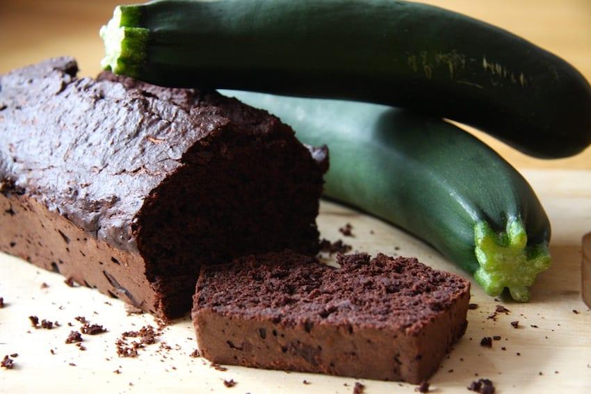 Rezept für einen Schoko-Zucchinikuchen