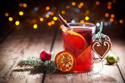 Weihnachtspunsch ohne Zucker