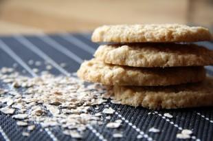Rezept für Haferflockenkekse ohne Zucker