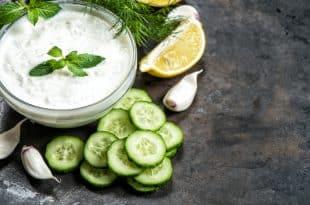 Joghurtdressing ohne Zucker