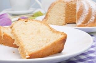 Rührkuchen ohne Zucker