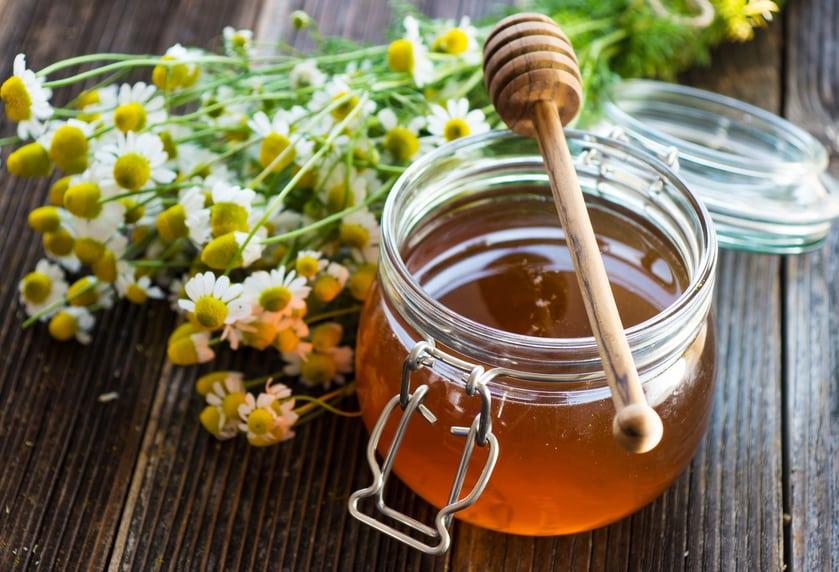 Honig als Alternative zu Zucker