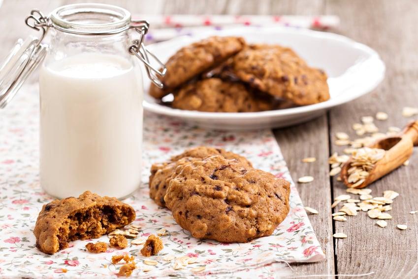 Rezepte für Plätzchen, Kekse und Müsliriegel ohne Zucker