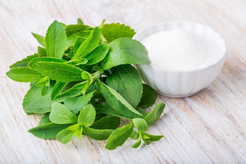 Stevia als Alternative zu Zucker