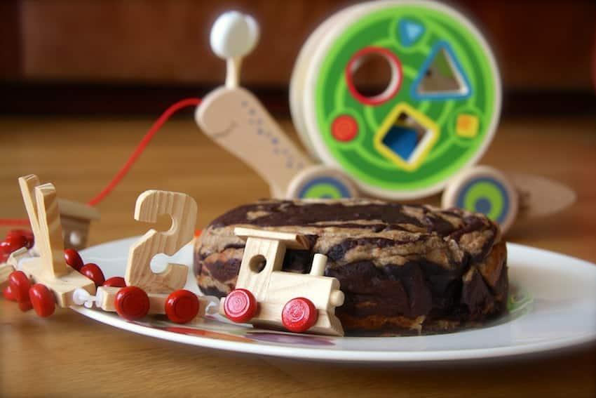 Wirbelwindkuchen - der perfekte Kuchen für den 1. Geburtstag